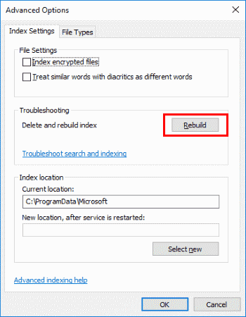 Windows Fix – Outlook Search Doesn't Work – PracticalHost